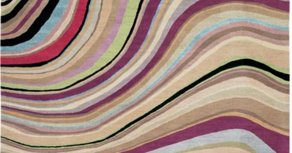 Paris Swirl By Paul Smith For The Rug Company I M