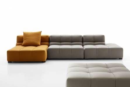 Sofa Tufty Time 15 B B Italia Design By Patricia Urquiola Modular Sofa Trendy Sofas Sofa Design