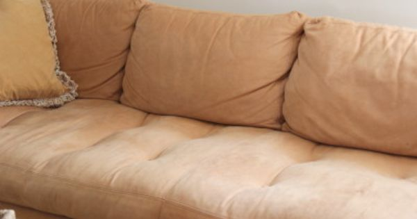 How To Clean Nubuck Leather Cleaning Leather Couch Leather