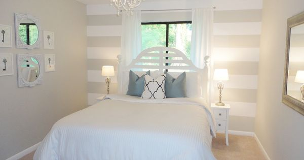 bedroom ideas bed and i changed the wall color from a warm