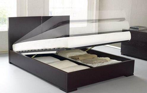 12 dise os de camas matrimoniales modernas recamaras - Disenos de camas modernas ...