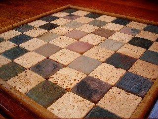 Tile Diy Chess Board Stone 2 Chess Board Stone Chess Set Chess
