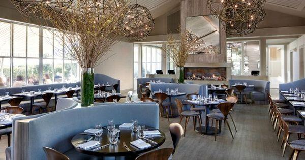 Solage Solbar Calistoga Napa Valley Michelin Star California Architecture Upscale Restaurants Napa Restaurants