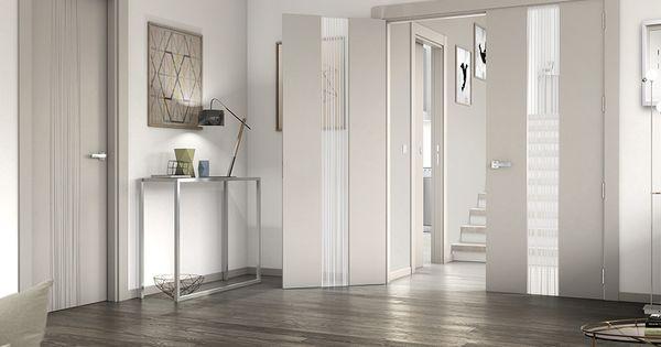Inspiraci n interiorismo y decoraci n puerta interior - Decoracion puertas interior ...