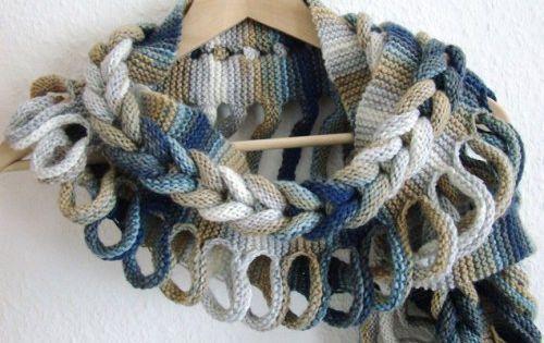 Rapunzel Infinity Scarf Crochet Pattern Free : Rapunzelschal ? Handarbeiten Pinterest Shawl ...