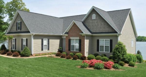 Composite Siding Blog Siding Properties Composite Siding Exterior House Colors House Colors