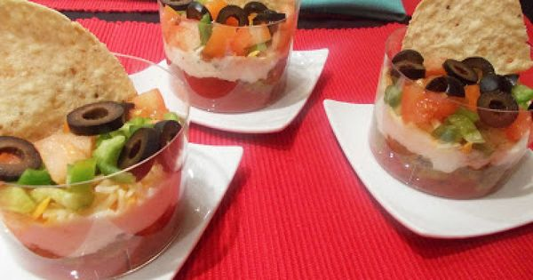 12 aperitivos originales para deslumbrar en una comida o for Where can i buy canape cups