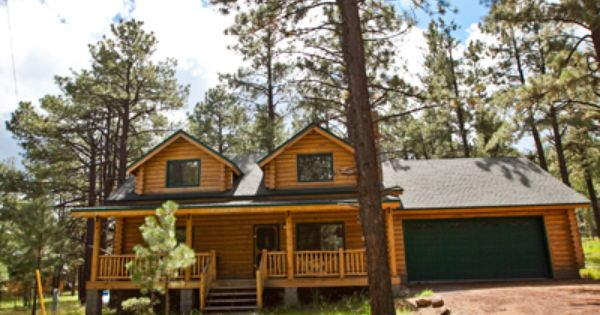 Americana cabin at the molly butler lodge in greer az for Cabins near greer az