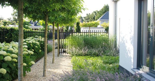 Tuinontwerp tuinaanleg hovenier eindhoven helmond nuenen for Huis en tuin nuenen