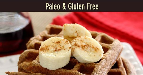 Light weight, big flavor – try this new healthy waffle recipe! Super
