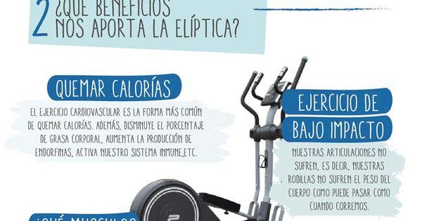Beneficios de la bicicleta el ptica beneficios pinterest beneficios de la bicicleta - Beneficios de la bici eliptica ...
