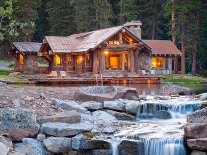 Dream house in Montana! I will take it