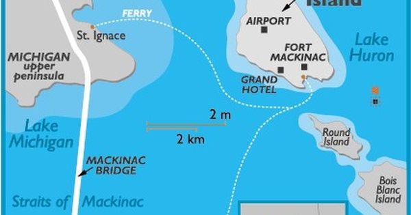 Mackinac Island Mackinac Island Grand Hotel Mackinac Island