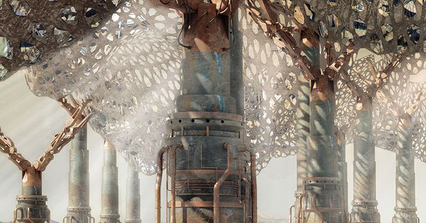 Cathedral Of Waste Architecture Thesis By Devin