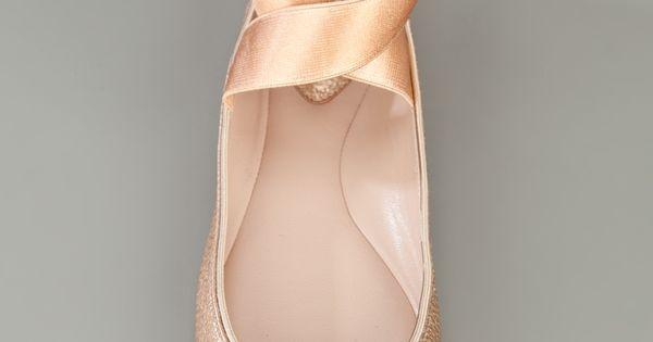 "Chloe ""the pointe shoe"" flat 2012. >>the prettiest ""ballet"" flat ever!!!"