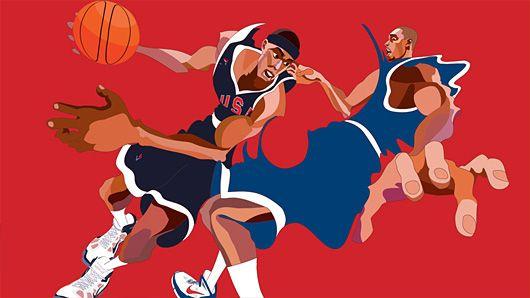 Nike World Basketball Festival Tvc By Buck Nike World Tv Animation Sport Illustration