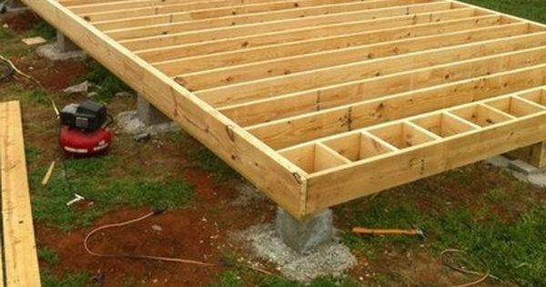 Shed Barn Garage, Wood Floor Garage