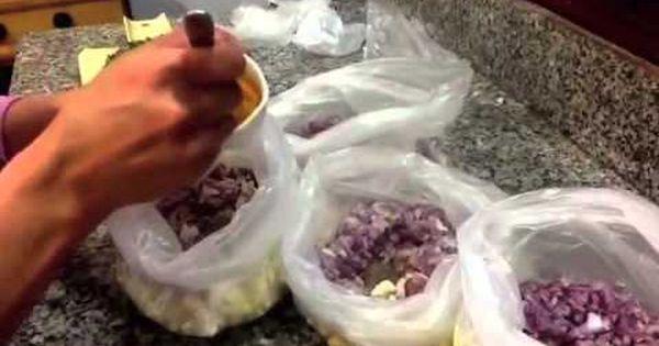 تحضير قوام الحريرة المغربية والاحتفاض بها في المجمد طول فترة رمضان أفكار و نصائح Food