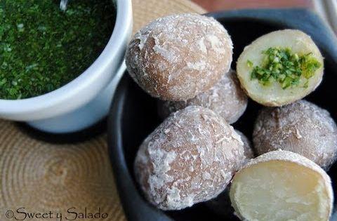 ... Papa Salada - Sweetysalado.com | Cocina | Pinterest | Potato recipes