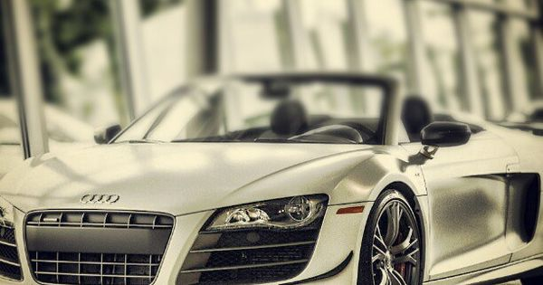 Beautiful Audi R8. My future car