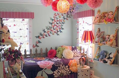 Bachman's 2011 Summer Ideas House: Pt III First, a little girls room