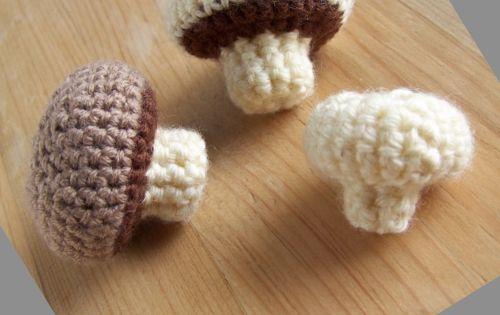 Mini Donuts Amigurumi : Still Vauriens Tuto: La dinette en crochet #12 Les ...