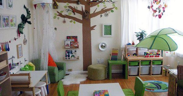 Une chambre enfant am nag e fa on montessori espace for Chambre artisanat