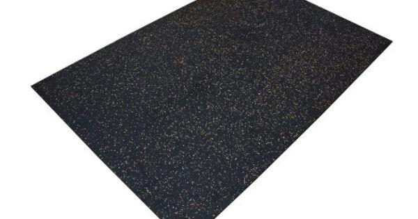 3 8 Quot Premium Heavy Duty Rubber Mat Flooring 24 Sqft 4 X 6 For Only 59 99 You Save 20 00 25 Rubber Mat Rubber Floor Mats Flooring