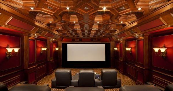 Home Theater Designs From CEDIA 2012 Finalists | Home Remodeling - Ideas