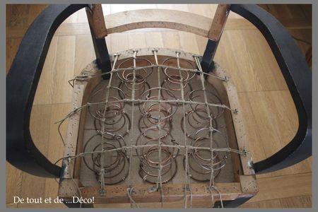 restaurer un fauteuil tuto du d but jusqu 39 la fin fauteuils pinterest ponts. Black Bedroom Furniture Sets. Home Design Ideas