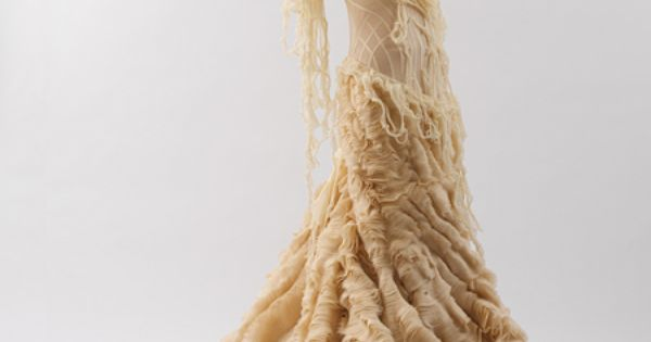 Alexander McQueen (British, 1969–2010). Dress, spring/summer 2003. The Metropolitan Museum of Art,