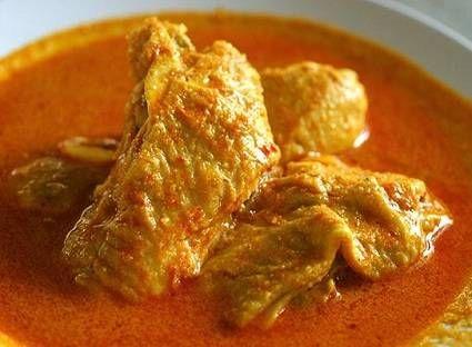 Resep Cara Membuat Kari Ayam Kari Ayam Resep Masakan Resep