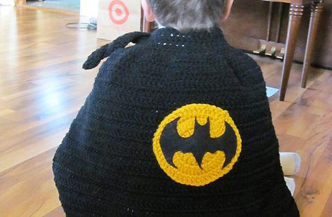 Free Download. Ravelry: Batman Cape! pattern by Laura Michels Crochet Ideas...