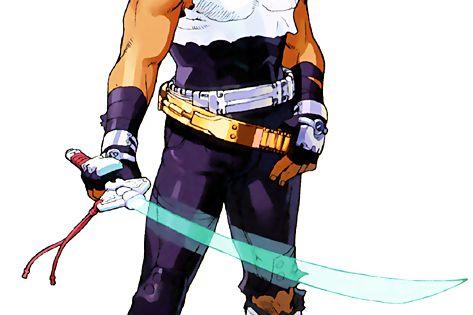 Character Design Challenge Gladiator : Star gladiator hayato capcom arcade characters