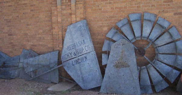 Old Windmill Blades For Sale Some Items Available For