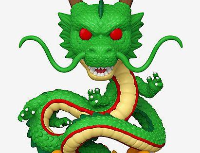 Funko Dragon Ball Z Pop Animation Shenron 10 Inch Vinyl Figure Dragon Ball Z Dragon Ball Animated Dragon