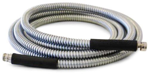 Armadillo Hose Dh06 12inch By 6foot Galvanized Steel Durahose Check Out The Image By Visiting The Link Galvanized Steel Gardening For Beginners Steel