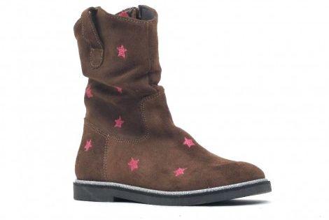 Shoesme Laars bruin natu   Laars, Schoenen, Bruin