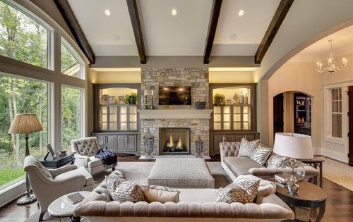 decorating styles defined part 1 transitional living rooms
