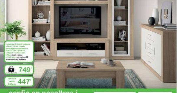 Mueble de comedor modelo cubelles: todo un acierto este mueble de ...