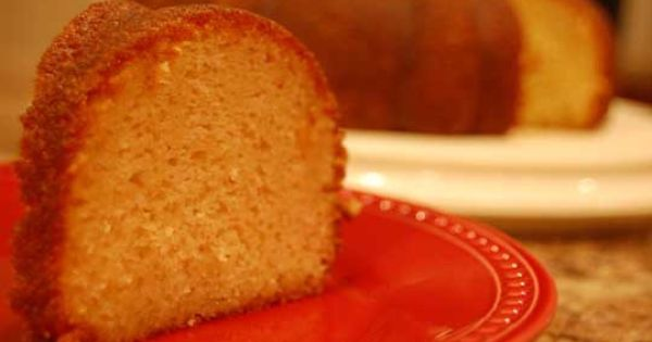 Apple Cider Cake Recipe Desserts with white cake mix, vanilla instant ...