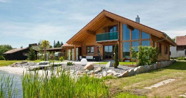 Einfamilienhaus luxus  Modern und natürlich - #Einfamilienhaus von Rubner Haus AG ...