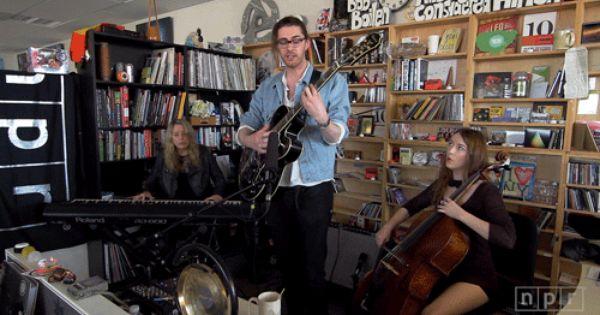 Hozier Tiny Desk Concert Hozier Music Like Concert