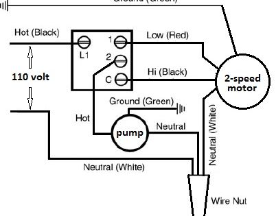 wiring diagram for a cooler motor   33 wiring diagram