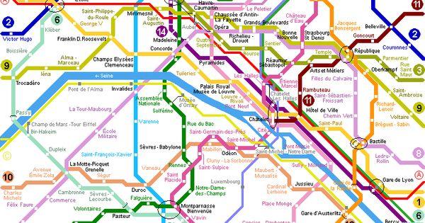 Plan du m tro die letzte metro pinterest for Die letzte metro