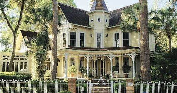This is my ultimate dream home 1885 queen anne in tarpon for Victorian homes for sale florida
