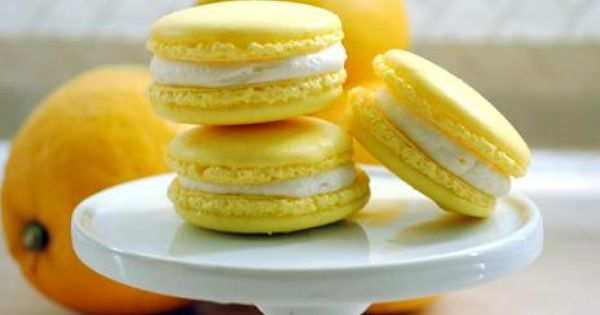 Limoncello, Chocolate and Macaroons on Pinterest