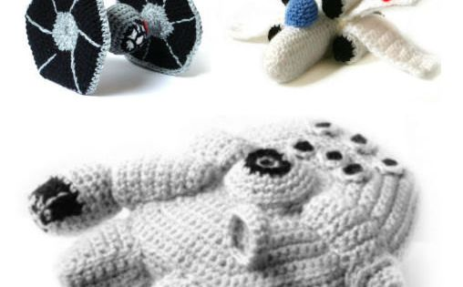 Free Amigurumi Snowman Crochet Patterns : PDF of Star Wars Ships Amigurumi Crochet Patterns ...