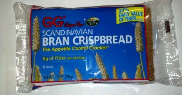 Gg Scandinavian Bran Crispbread 3 5 Ounce Packages Pack Of 5 Gg Scandinavian Http Www Amazon Com Dp B003g Low Carb Chips Easy Low Carb Snacks Salty Snacks