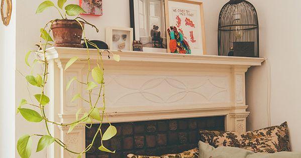 This Painter's Baltimore Home Embodies Vintage Ease  Design*Sponge ...